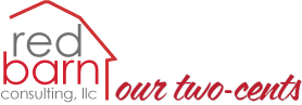 Marketing Sales Business Operations Blog-Red Barn Our Two Cents Logo